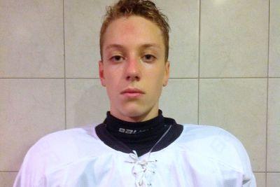 Александр Найдёнов. Фото hc-bbars.com.ua